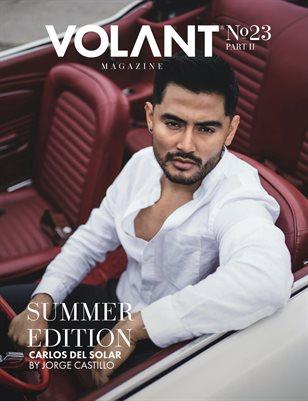 VOLANT Magazine #23 - SUMMER EDITION - PART II
