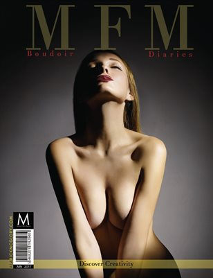 MFM BOUDOIR DIARIES JULY ISSUE THE ART OF SEDUCTION