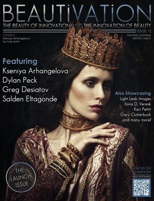 Beautivation Magazine #1 (Cover 2)