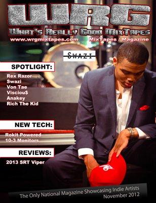 WRG Magazine Nov 2012