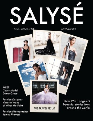 SALYSÉ Magazine | Vol 2:No 4/5 | July/August 2016 |
