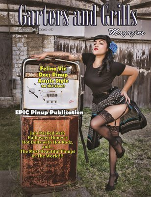 Felina V Epic October Issue 2015