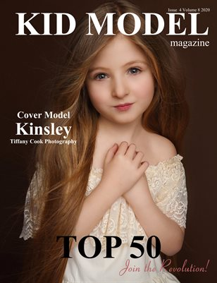 Kid Model Magazine Issue 4 Volume 8 2020