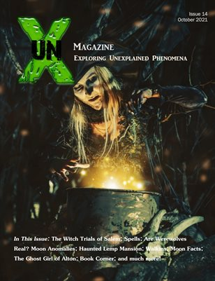 UNX Magazine #14 Fall, 2021