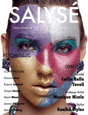 SALYSÉ Magazine | Vol 3:No 28 | June 2017 |