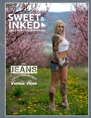 Sweet & Inked Jeans Collection Project ft. Tanis Rae