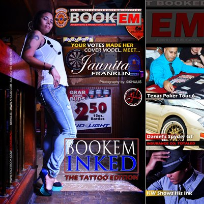 BookEM Magazine #11