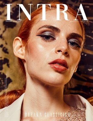 Issue 72 | January | Cover by Deidre JohnBaptiste