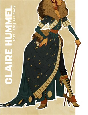Claire Hummel 2012-2013 art book