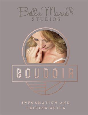 Bella Marie Boudoir Experience Guide