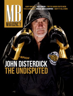 Masters Boxing Magazine Vol 7