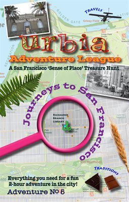 URBIA Adventure No. 5