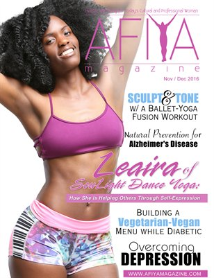 AFIYA Magazine-Nov/Dec 2016