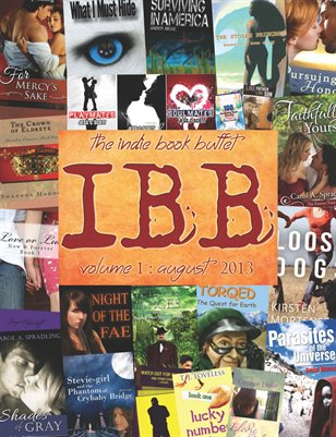 The Indie Book Buffet: Issue 1 August 2013