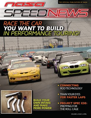 NASA Speed News April Issue 2017