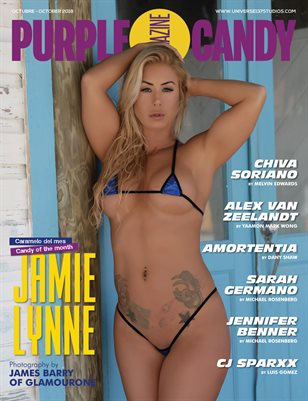 PURPLE CANDY MAGAZINE OCTOBER 2018