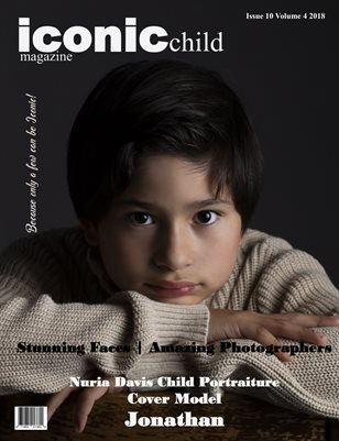 Iconic Child magazine Issue 10 Volume 4 2018