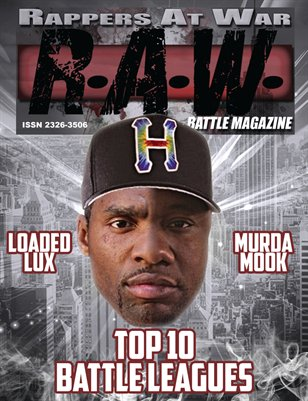 R.A.W ( BATTLE MAGAZINE ) VOL #3