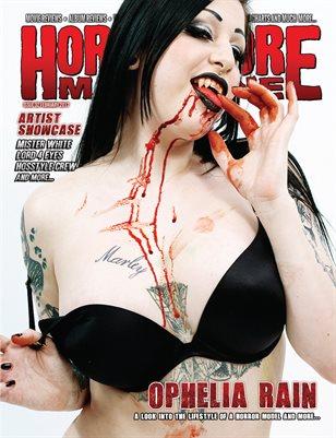 Issue 32 - Ophelia rain & Hosstyle Crew