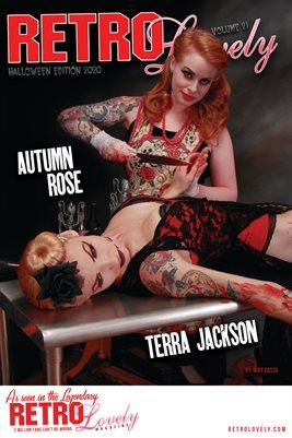 Autumn Rose & Terra Jackson Cover Poster