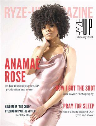 Ryze-Up Magazine February 2021