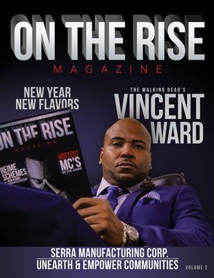 ON THE RISE MAGAZINE- ISSUE 2