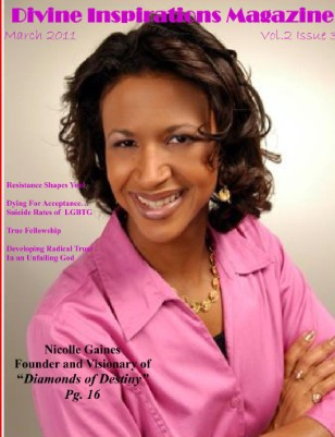 Divine Inspirations Magazine March 2011 Issue