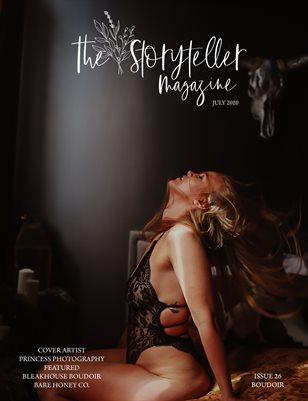 The Storyteller Magazine Issue #26 Boudoir