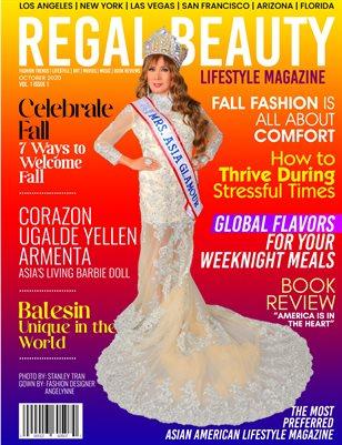 Regal Beauty Lifestyle Magazine