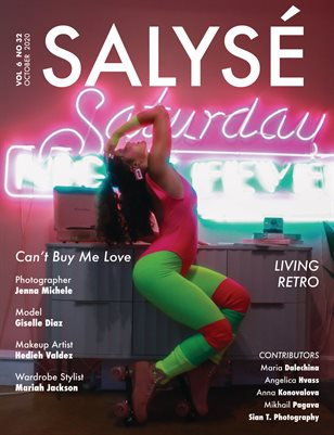 SALYSÉ Magazine | Vol 6 No 32 | OCTOBER 2020 |