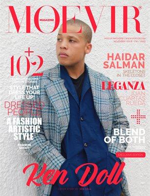 III Moevir Magazine November Issue 2020