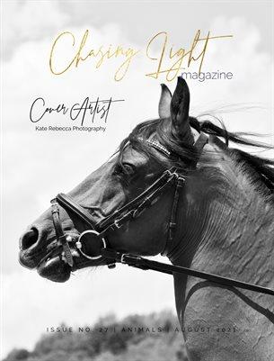 Chasing Light | Issue 27 | Animals