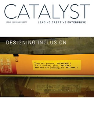 Catalyst Issue 15 | Designing Inclusion