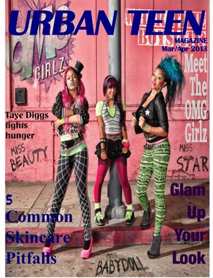 Urban Teen Magazine Mar/Apr 2013