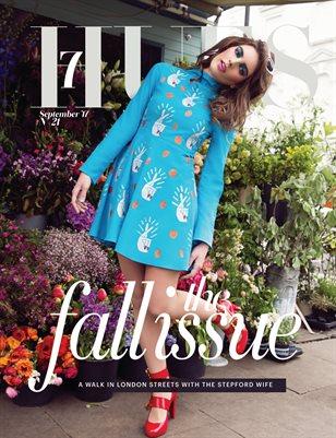 7Hues Issue #21 - Fall II 2017 - Cover I