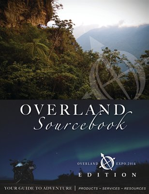 Overland Sourcebook 2014: Your guide to adventure