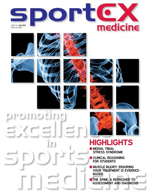 sportEX medicine: January 2012 (Issue 51)