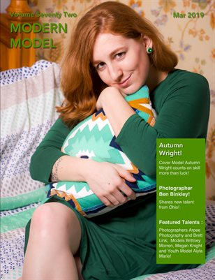 Modern Model March 2019