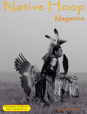 Native Hoop magazine Issue # 33