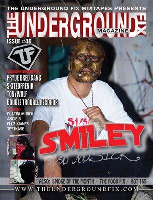 The Underground Fix Magazine Issue #46