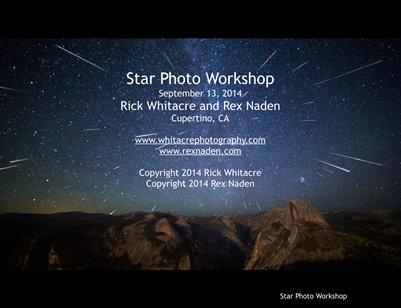 Star Photo Workshop