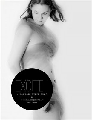 Excite by Michael Cudjoe Fine Art Portraiture: A Boudoir Magazine