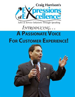 The Voice of Customer Experience! 16