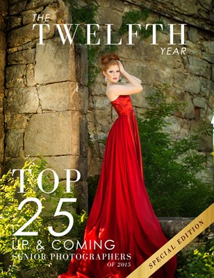 Top 25 Up & Coming Senior Photographer of 2015