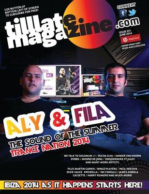 Tilllate Magazine June 2014