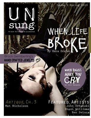 UNsung, The Magazine Issue #3