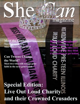 She Can Magazine Special LOLC Edition