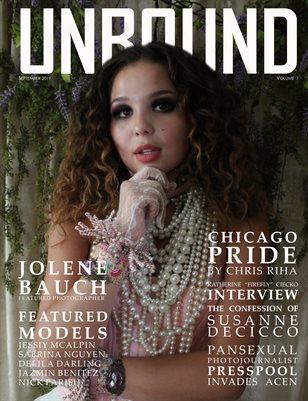 Unbound Mag Vol 1 - Jazmin Benitez Variant - Sept 2019