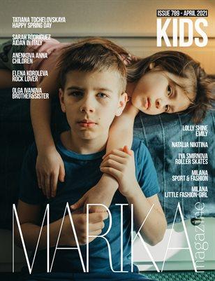 MARIKA MAGAZINE KIDS (ISSUE 789 - APRIL)
