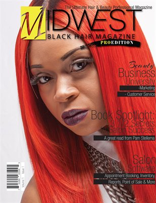 Midwest Black Hair PRO Magazine